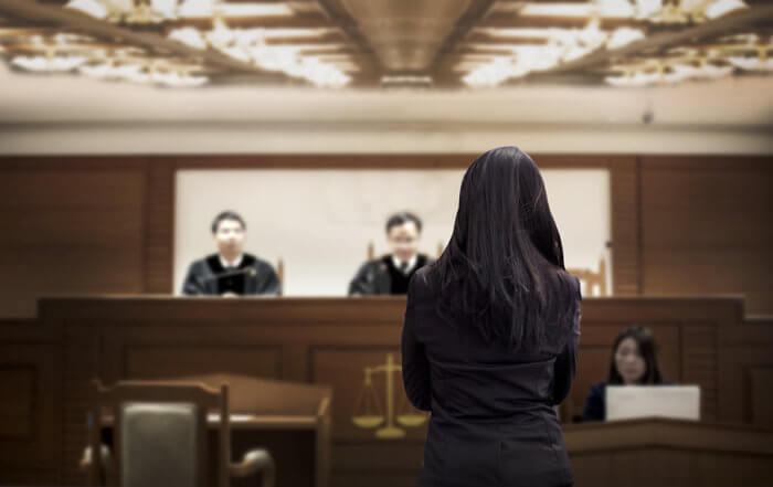 Legal Aid lawyer